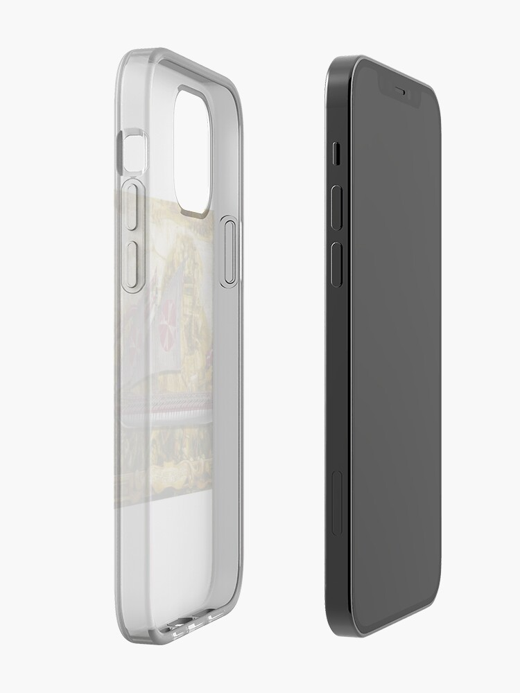 Alternate view of Postcard - Maltese Knights Galley iPhone Case & Cover