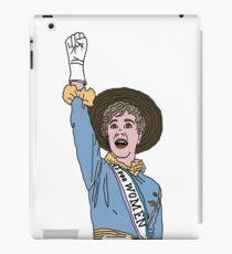 Schwester Suffragette iPad-Hülle & Klebefolie