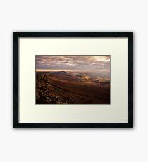 Stanage Edge, Peak District Framed Print
