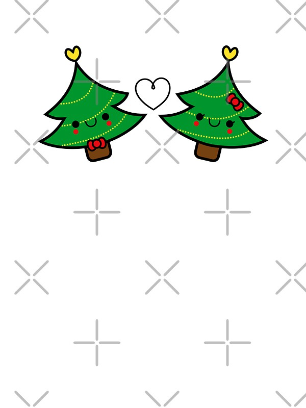 Christmas Tree Sticker Wall