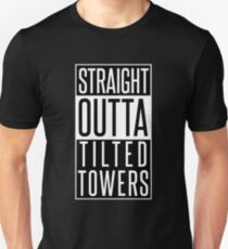 Fortnite Tilted Towers Unisex T-Shirt