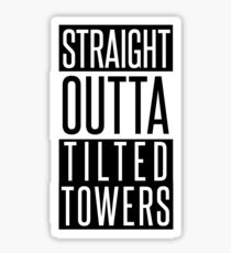Fortnite Tilted Towers Sticker
