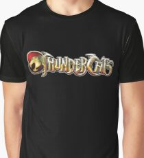 Thundercats logo Graphic T-Shirt