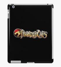 Thundercats logo iPad Case/Skin