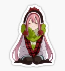 Comfy Nadeshiko Sticker