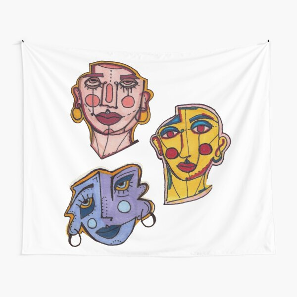 FACES Tapestry