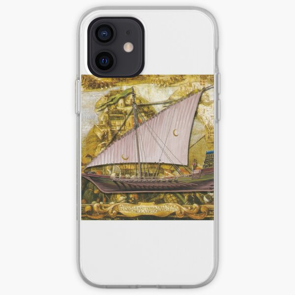 Postcard - Ottoman Galiote iPhone Soft Case