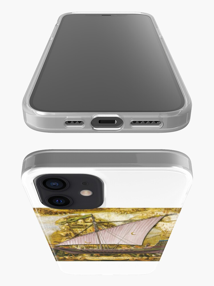 Alternate view of Postcard - Ottoman Galiote iPhone Case & Cover