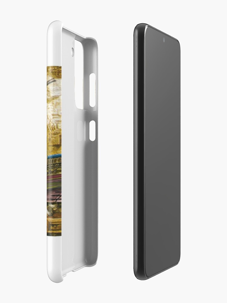 Alternate view of Postcard - Ottoman Galiote Case & Skin for Samsung Galaxy