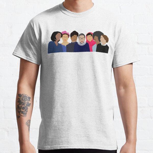 Feminist Girl Gang- Squad Goals Classic T-Shirt