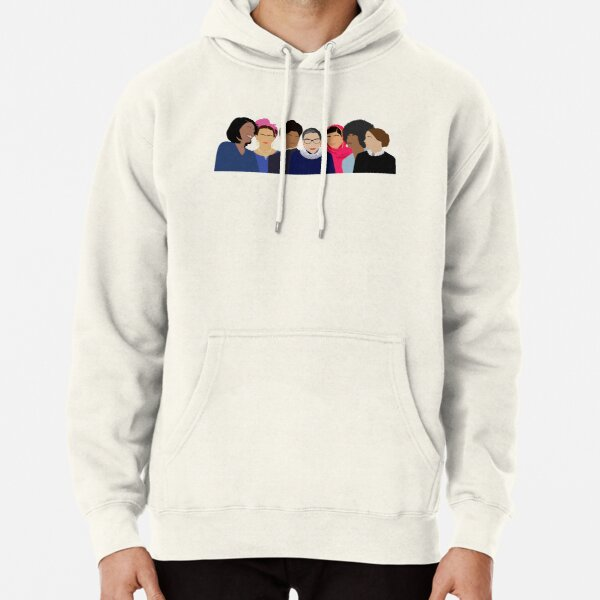 Feminist Girl Gang- Squad Goals Pullover Hoodie