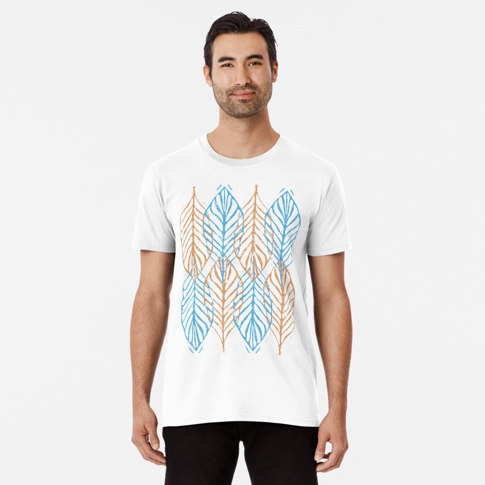 WINTER LEAVES Premium T-Shirt
