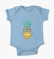 Pineapple Summer Sunglasses One Piece - Short Sleeve
