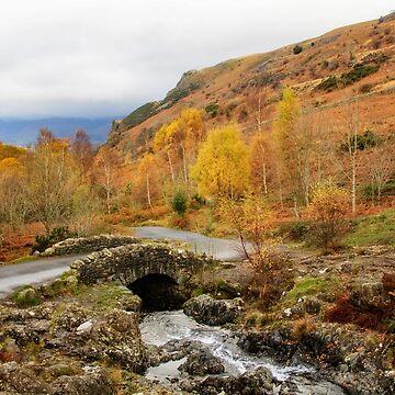 Ashness Bridge by maureenbrace