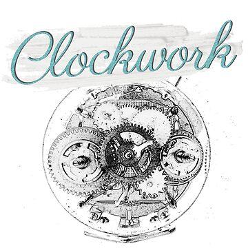 Parisienne Clockwork by SalvorHardin