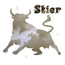 Sternzeichen Stier - klein by NafetsNuarb