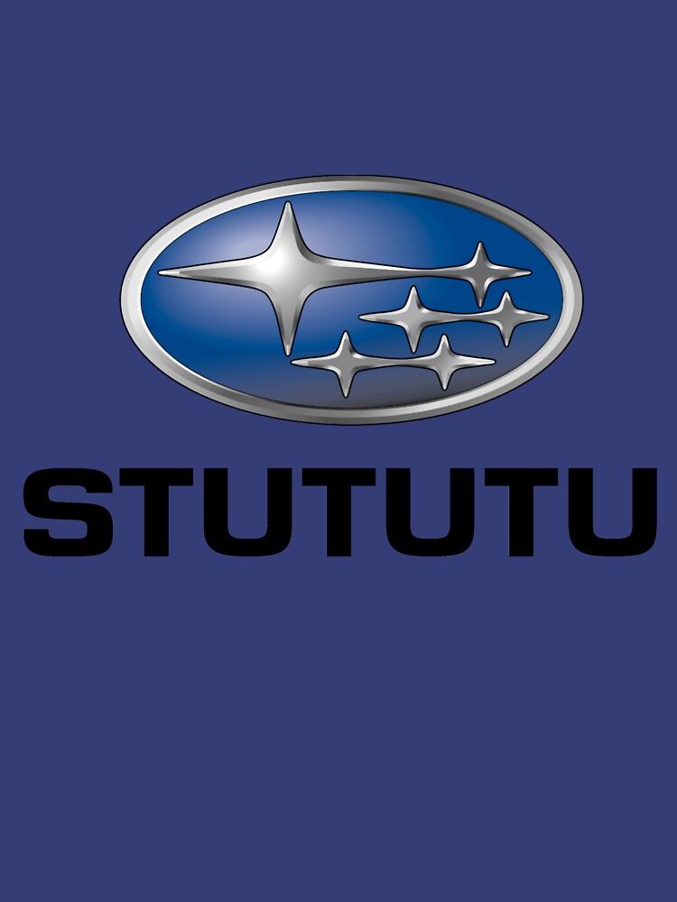 Subaru Stututu  by gijst