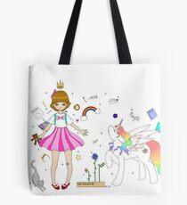 Princess Nicolette Tote Bag