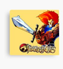 Lion-O Canvas Print
