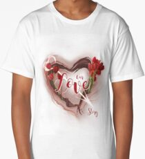 Our Love Story Long T-Shirt
