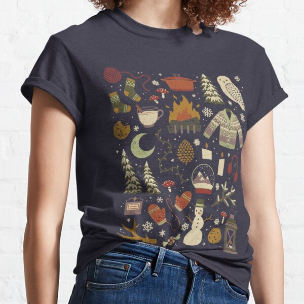 Winter Nights Classic T-Shirt