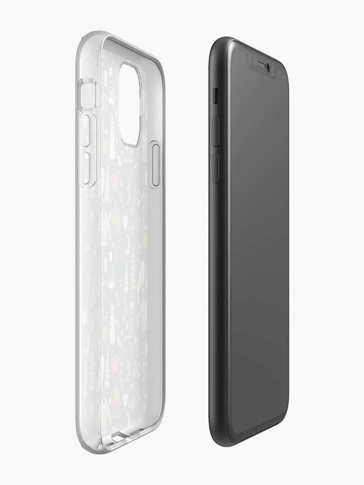 Alternate view of Winter Nights iPhone Case & Cover