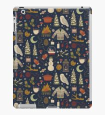 Winter Nights iPad Case/Skin