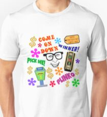 TV Game Show - TPIR (The Price Is...) Show Collage Unisex T-Shirt