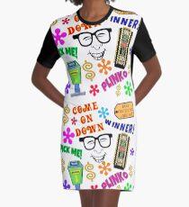 TV Game Show - TPIR (Der Preis ist ...) Zeigen Sie Collage T-Shirt Kleid