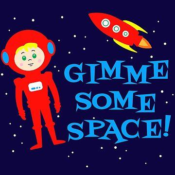Gimme Some Space by machmigo