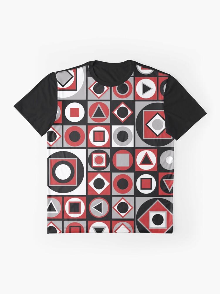 Alternative Ansicht von MCM # 19 Grafik T-Shirt