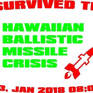 I Survived The Hawaiian Missile Crisis  by Mojito10