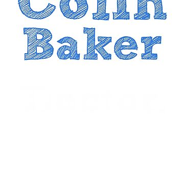 Colin Baker will always be my Doctor by inkandstardust