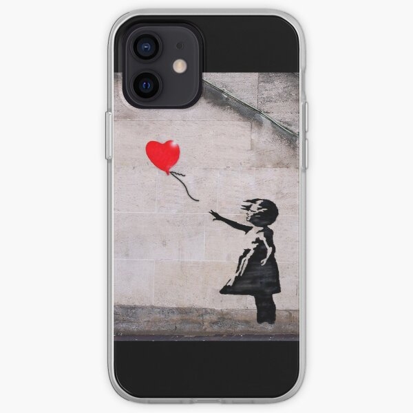 Banksy, Hope iPhone Soft Case