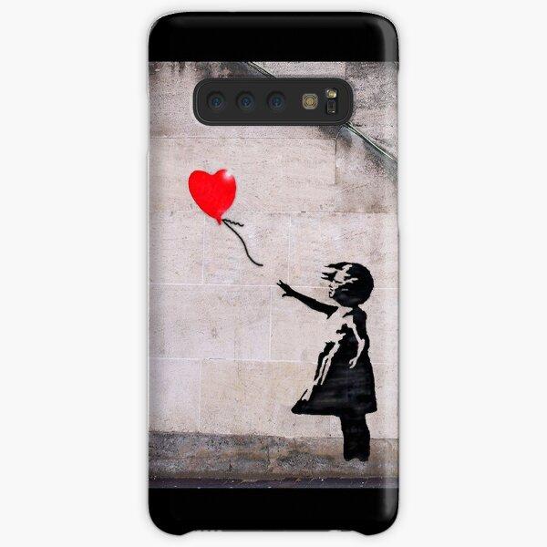 Banksy, Hope Samsung Galaxy Snap Case