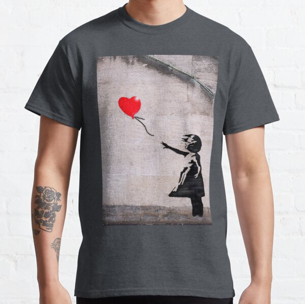 Banksy, Hope Classic T-Shirt