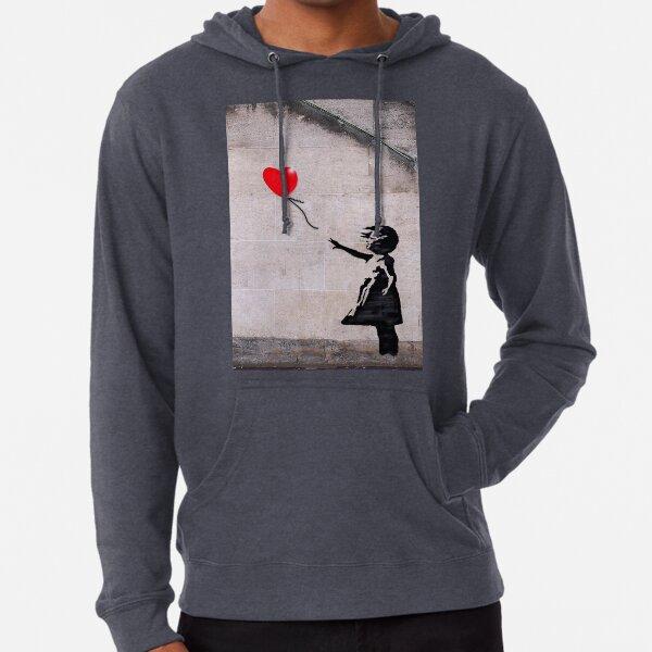 Banksy, Hope Lightweight Hoodie