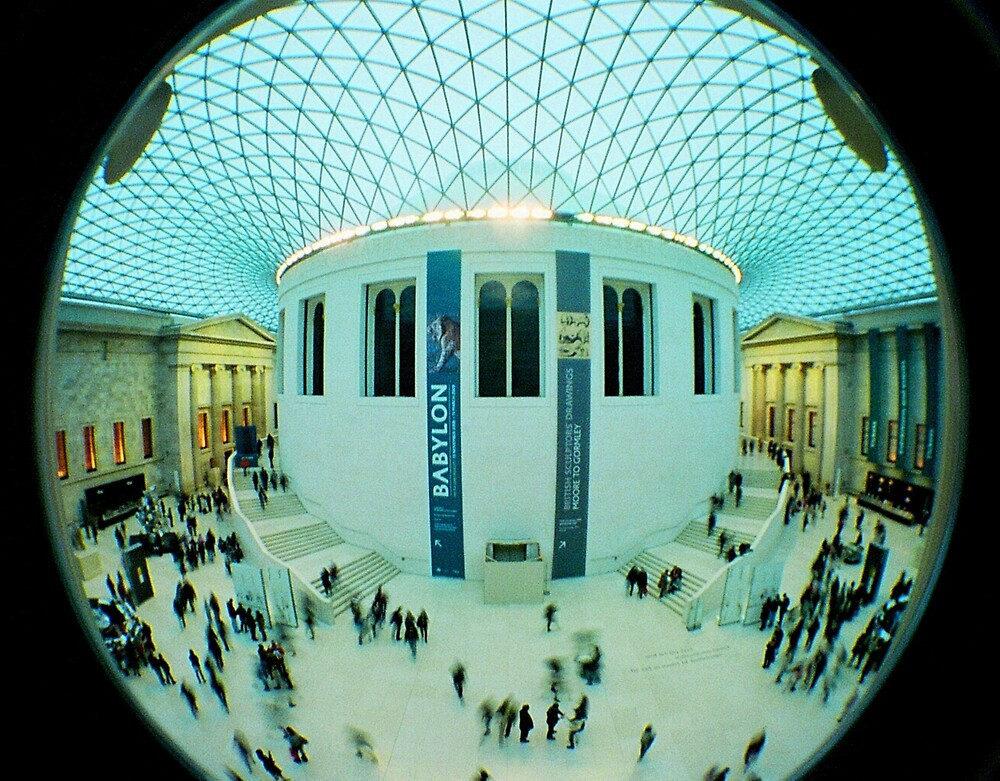 The British Museum  by sdudley