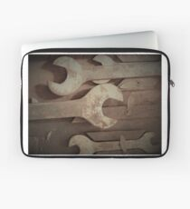 Rusty Wrenches Laptop Sleeve