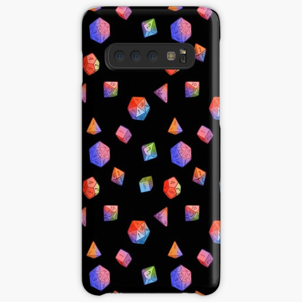 Rainbow Dice Case & Skin for Samsung Galaxy