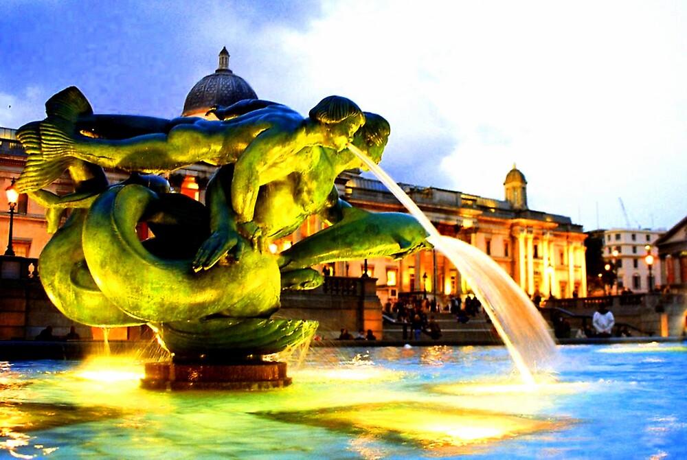 Trafalgar Square by sdudley