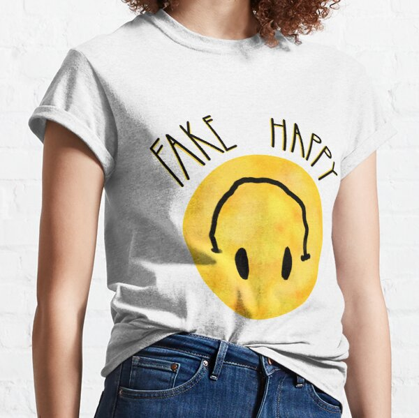 Fake Happy Classic T-Shirt