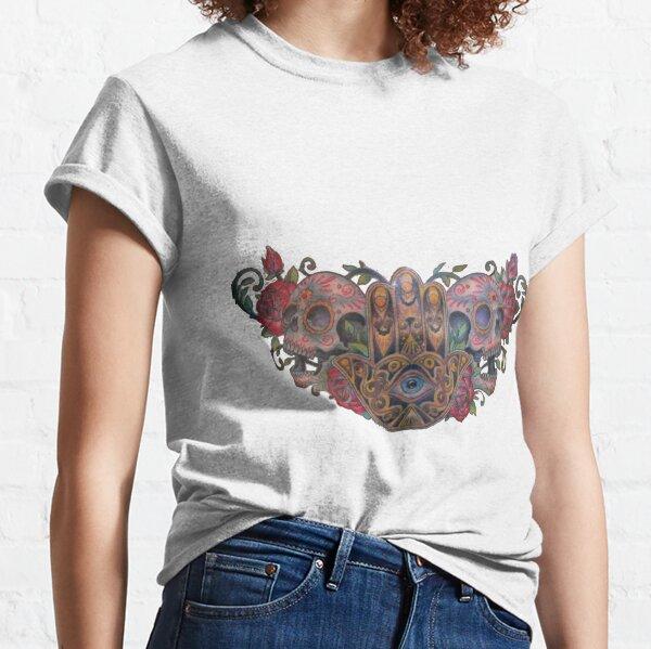 Tattoo Pattern Classic T-Shirt