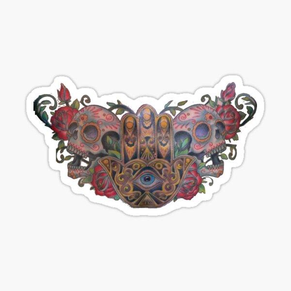 Tattoo Pattern Sticker
