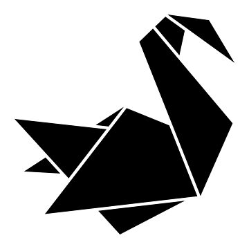 Origami Swan by TheWillsProject