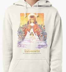 Labyrinth Pullover Hoodie