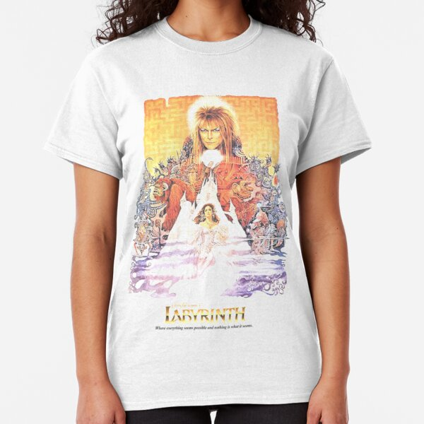 Labyrinth Charge Women/'s T-Shirt