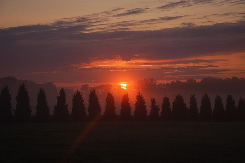 Wonderful Sunrise by kentuckyblueman