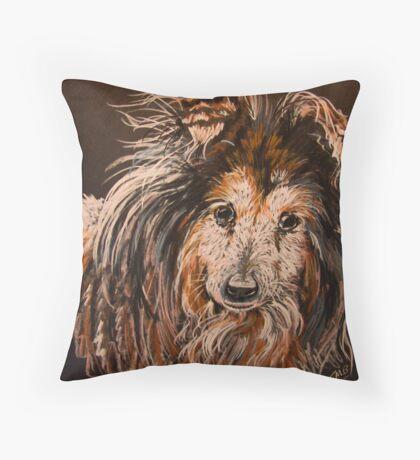 Shelbi~ For Kristina K. Throw Pillow