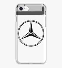 1954-55 Mercedes-Benz W196 Double f1 champion vector iPhone Case/Skin